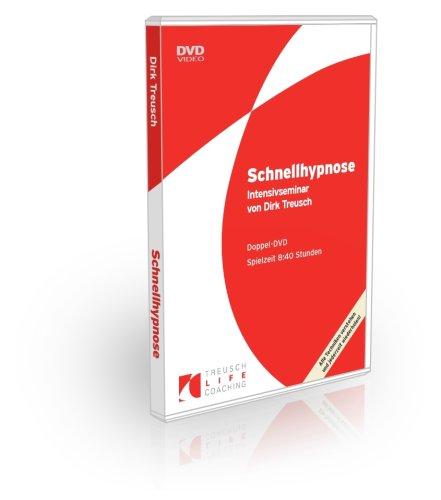 Hypnose lernen (Doppel-DVD): Schnellhypnose und Blitzhypnose. Tiefe Trance sofort, jederzeit und überall