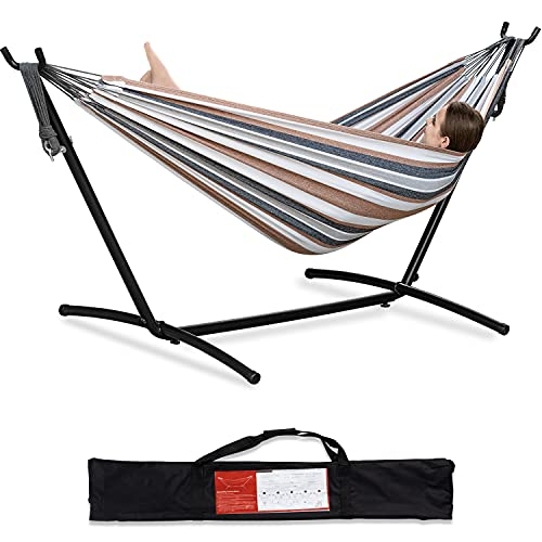 PNAEUT Double Hammock with Space...