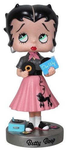 Wobbler: Betty Boop: Betty Boop falda poodle