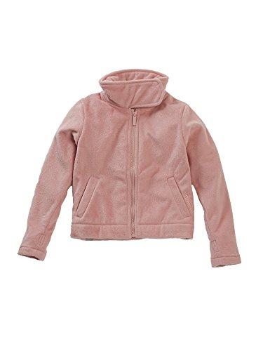 Bench Mädchen Fleecejacke Girls Difference, Rosa (Light Pink PK162), 164 (Herstellergröße: 13-14)