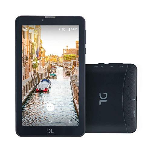 Tablet, DL, Mobi Tab, TX384PRE, 8GB, 7.0', Preto