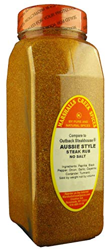 Marshalls Creek Spices Seasoning, Compare to Outback Steakhouse(TM), XL Size, 22 Ounce …