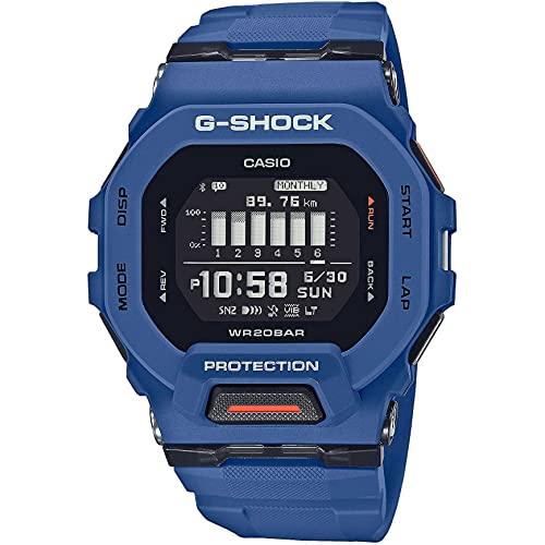 Reloj Casio GBD-200-2ER cuarzo digital Resina Hombre
