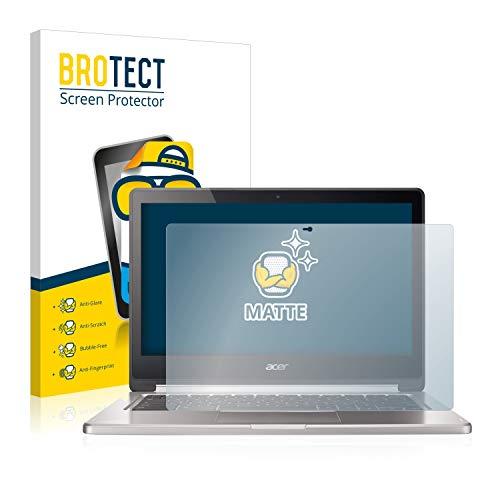 BROTECT Entspiegelungs-Schutzfolie kompatibel mit Acer Chromebook R13 Bildschirmschutz-Folie Matt, Anti-Reflex, Anti-Fingerprint