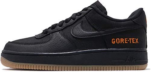 Nike Air Force 1 '07 Negro Gore-Tex Entrenadores CK2630-001, color Negro, talla 38.5 EU