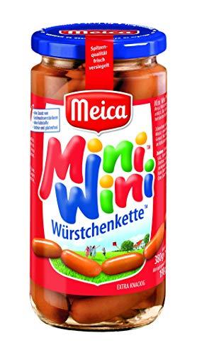 Meica Würstchenkette, 4er Pack (4 x 190 g)