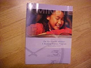 Best six minute solution reading fluency Reviews