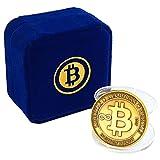 Bitcoin Commemorative Coin Collectibles...