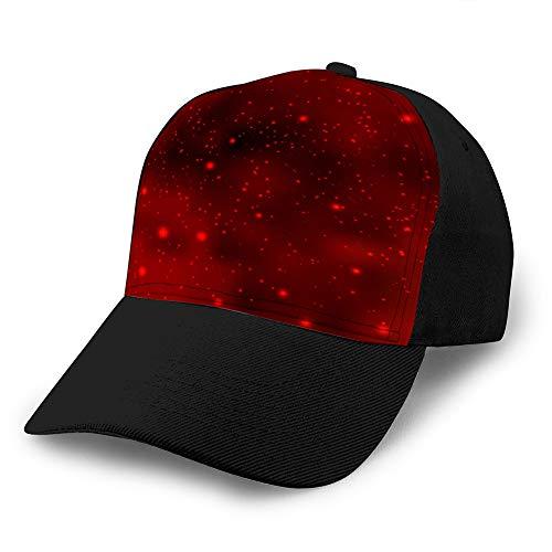 jiilwkie Nueva Gorra de béisbol de algodón de Moda Sombreros de Camionero Ajustables Etiqueta o Logotipo de Pisa sobre Fondo geométrico Gorra de béisbol de algodón