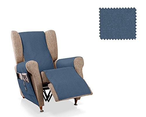 JM Textil Salva Poltrona reclinabile Mowin Dimensione 1 Posto (55 Cm.), Colore 23 (Vari Colori Disponibili)