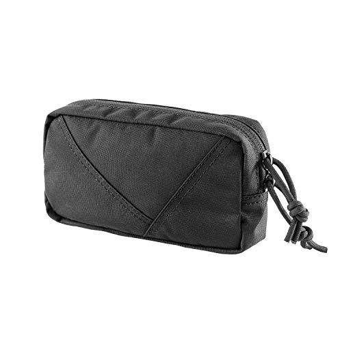 OneTigris Mini EDC Molle Tasche mit Klettband Handytasche Werkzeugtasche für iPhone 6/7/8/X Sonnenblende Tasche, Autositz Organizer(1 Stück)  MEHRWEG Verpackung