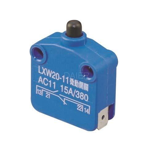 Schnappschalter, Schließer und Öffner mit doppelseitig abhebendem Kontaktsystem Geräteschalter, Türkontaktschalter, Schnappschalter, LED (Niedervolt) oder 230V (Hochvolt) Ein/Aus, Truhenschalter