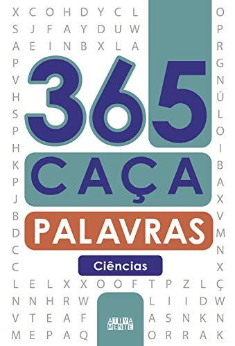365 caça-palavras - Ciências