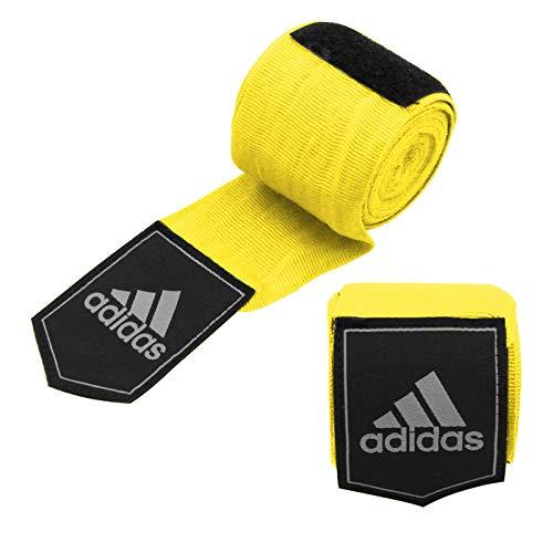 Adidas Boxbandagen 4,50 m Gelb