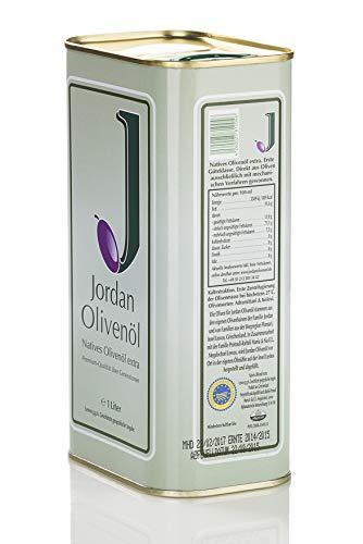 Jordan Olivenöl – Natives Olivenöl extra (1 l) - 2