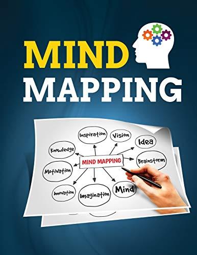 Mind Mapping: 50 Seiten für Inspiration/Brainstorming/Ideen