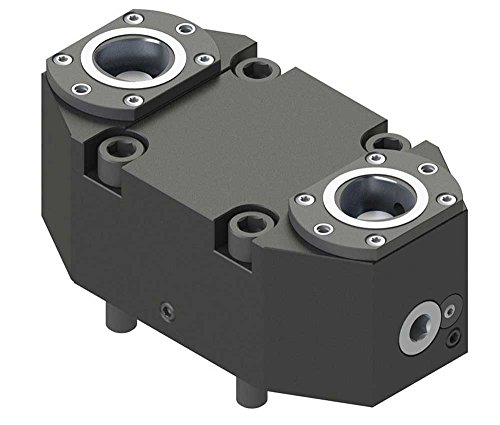 Affordable RedLine Tools - BMT65 Axial Double OD PSC Size 4 Tool Holder Block - RB65ODC4D