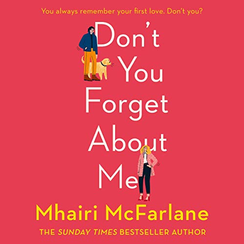 Don't You Forget About Me audiobook cover art