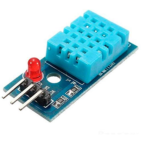 Arduino - Sensor Digital Temperatura Humedad DHT11