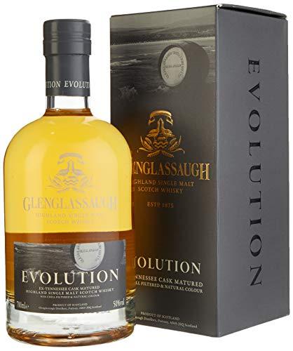 Glenglassaugh Evolution Single Malt Whisky (1 x 0.7 l)