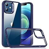 ESR Cover Compatibile con iPhone 6.1 Pollice 12 e 12 PRO, Serie Hybrid Protezione, Blu
