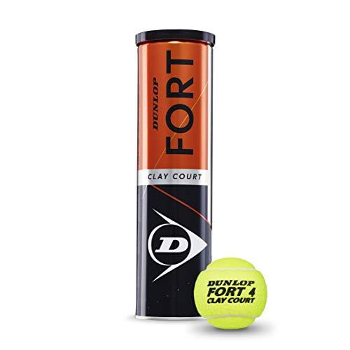 Dunlop Fort Clay Court Pelotas Tenis