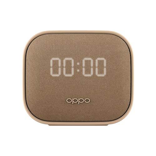 OPPO - Altavoz Bluetooth 5.0 |8 horas de reproducción |Bluetooth 5.0 | Batería 750 mAh | Marrón