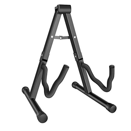 NEUMA Guitar Stand Folding Universal A frame Stand for All...