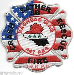 Iraq - Sather Air Base C.F.R. 447 AEG (4
