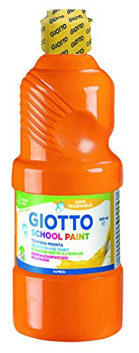 Giotto - Témpera, color naranja (535305)