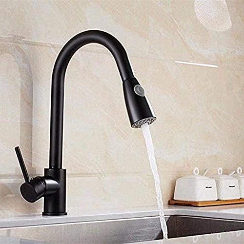 Grifo del grifo del lavabo del grifo del fregadero del grifo del baño con cartucho de cerámica antiguo llano cobre caliente y frío grifo del fregadero de la cocina