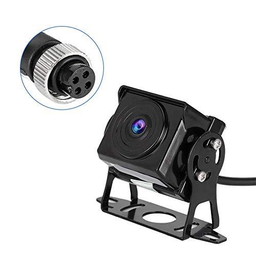 Socobeta AHD 12-24V Vista Trasera Starlight IR Monitor de Respaldo a Todo Color para Vista Posterior de matrícula