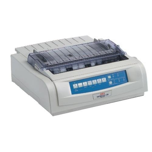 Best Bargain OKI Printer - Monochrome - dot-Matrix - 10 in (Width) - 240 x 216 dpi - 9 pin - up to 5...