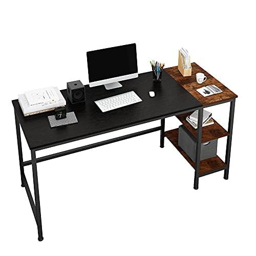 "Cubiker Computer Desk 55"" Modern Sturdy Desk"