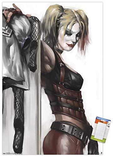 41C+UtPXm4L Harley Quinn DC Comics Posters