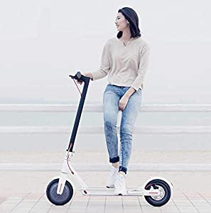 Rainberg Electric Scooter for Adults| Foldable Electric Scooter with LCD display 7.5A Li-Ion battery UltraLight Foldable E-Scooter, Hoverboards Electric Scooter