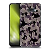 Head Case Designs Dogs Animal Camo Patterns Hard Back Case