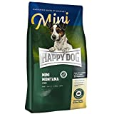 HAPPY DOG (ハッピードッグ) ミニ モンタナ (馬肉) グルテンフリー グレインフリー 小型犬用 アレルギーケア 成犬〜シニア 無添加 ヒューマングレード ドイツ製 (300g)