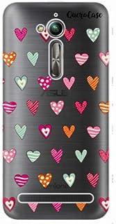 Capa para Zenfone Go 5.0 Zb500kl Corações Coloridos