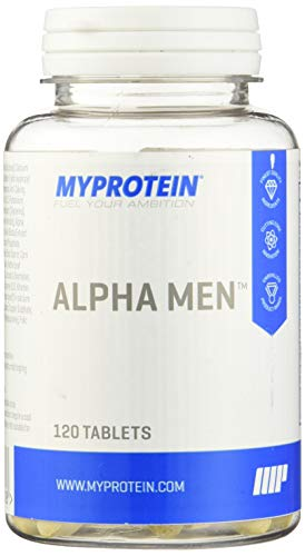 Myprotein Alpha Men Multivitamin (120 tabs) 120 Unidades 120 g