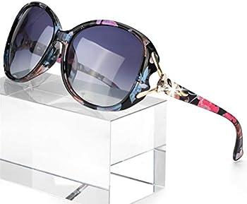 FIMILU 100% UV400 Protection Classic Oversized Sunglasses