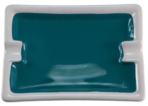 Blockx Turquoise Green Giant Pan Watercolor in Real Ceramic Refillable Pan