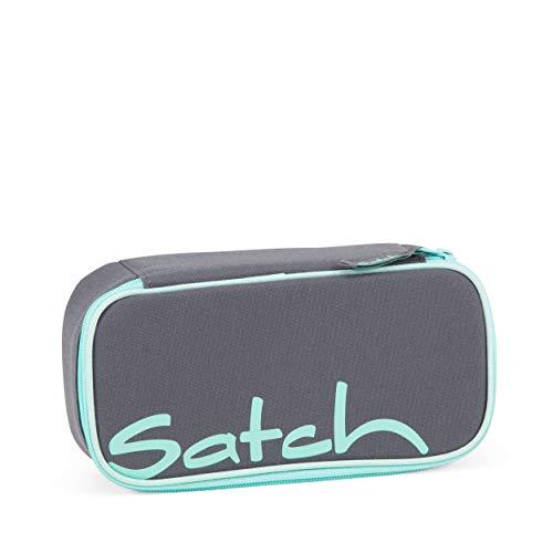 SATCH Mint Phantom Federmäppchen, 22 cm, 0.3 Liter, Mint Grey
