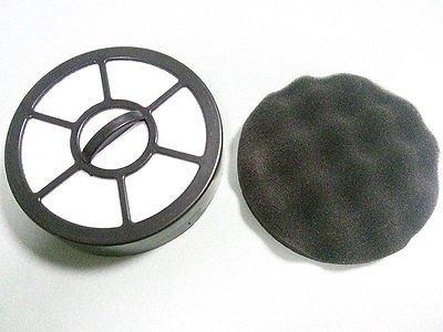 ARIETE Filtro Hepa para depósito de aspiradora 2743 2747 Red Compact