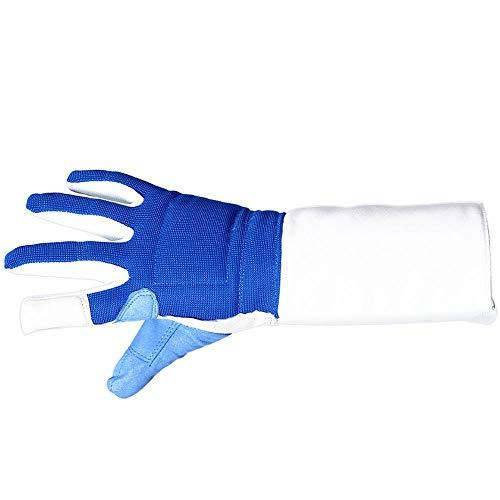BEYONDTIME Fechthandschuhe Foil Epee Gloves rutschfeste Kinderhandschuhe Waschbare Fechtausrüstung Right-XXS