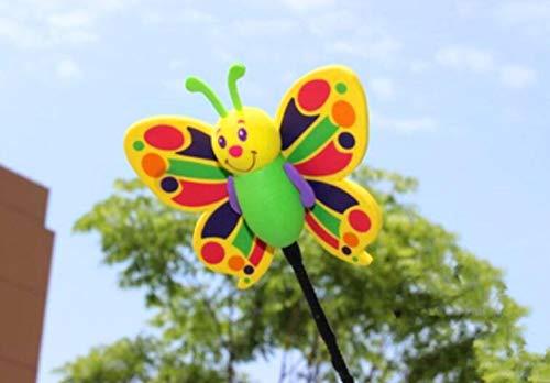 ARMAC Butterfly Car Antenna Ball,EVA Foam Car Aerial Topper Car...