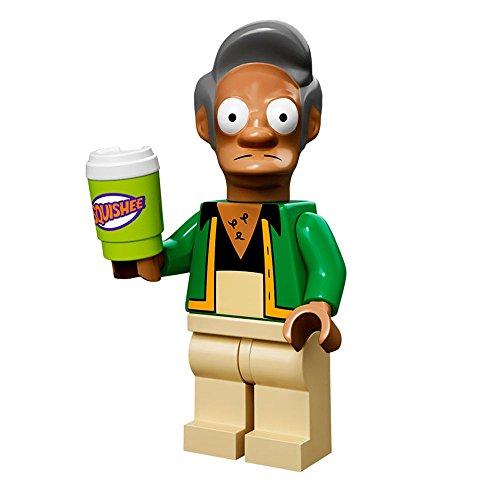 Simpsons Minifigures Apu Nahasapeemapetilon
