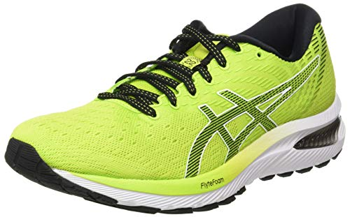 ASICS Herren Gel-cumulus 22 running shoes, Green, 47 EU