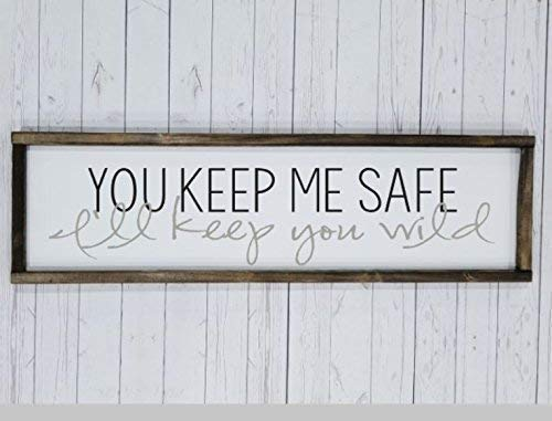 Love Sign Wood framed sign Quote sign  Fixer upper style Bedroom sign Love Me Tender Rustic Decor Wood Sign Inspirational Sign