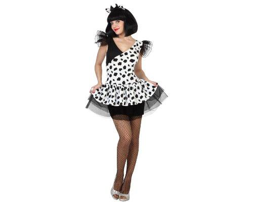 Atosa - Disfraz Dalmata para mujer (XL): Amazon.es: Juguetes y juegos